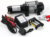 Лебедка для ATV электрическая Electric Winch 4000 lbs/1800kg 12v (с д/у)